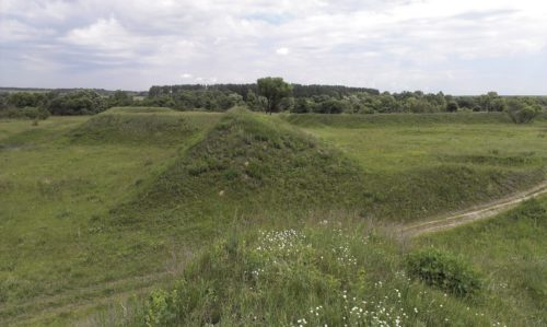 Крепость Валы Почеп