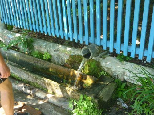 Живая вода Суражский Район
