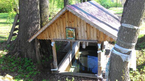 Святой источник Клинцовский район