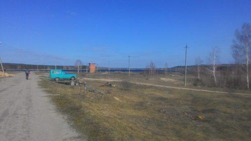 Озеро Кожушье весной