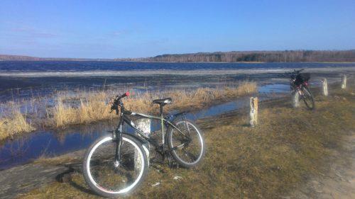 Кажушье озеро, Достопримечательность Клинцовского района
