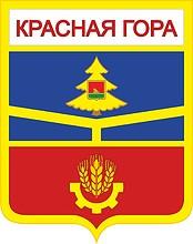 Герб Красногорского Раона знасок