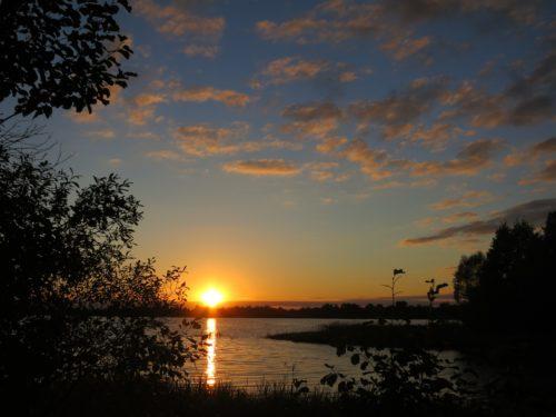 Озеро Заломенье Брянская Область