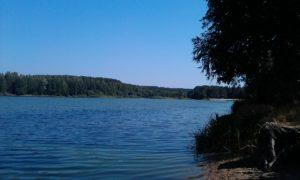 Унеча озеро