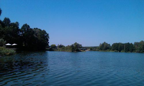 Городское озеро Унеча