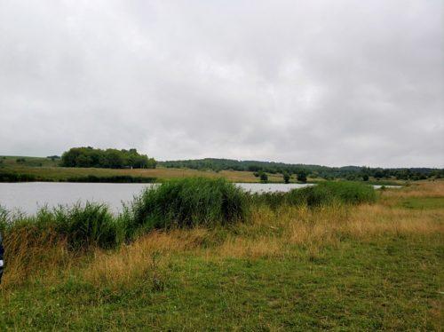 Бахаевка озеро