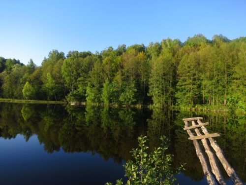 Озеро Рассуха.