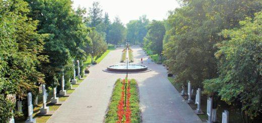 Фонтан в Унече Унечский Район Брянская рбласть Достопримечательновсть
