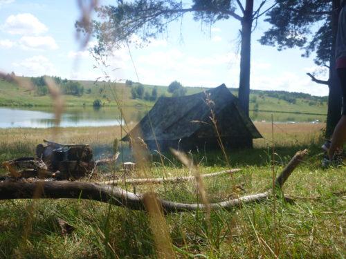 озеро Бахаевка Старадубский Район