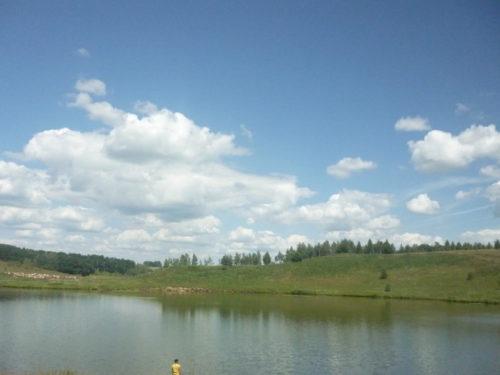 Озеро Бахаевка