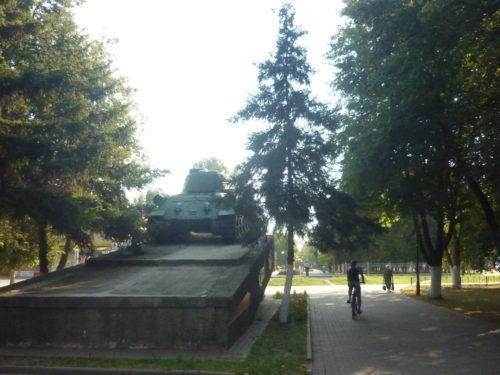 Танк в унече Брянская Область