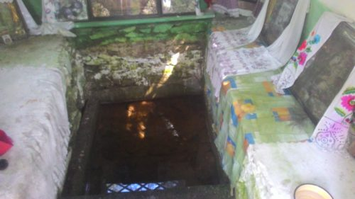 Святой Источник Иоанна Предтечи «Монахова Криница». Природный памятник областного значения.