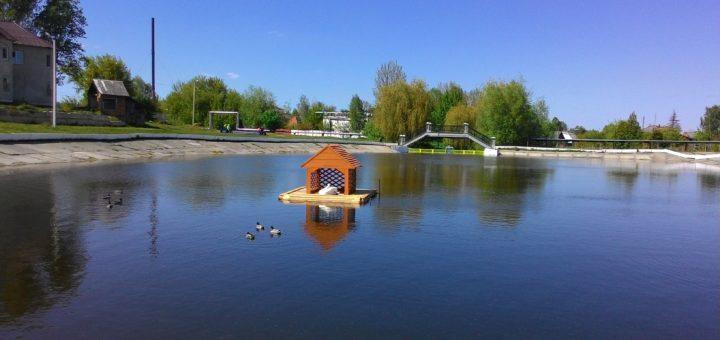 Озеро новозыбкова достопримечательность
