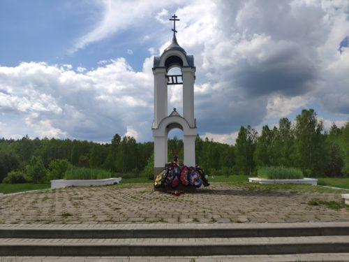 Мемориальный комплекс Речечка. Клинцы Брянская Область. Фото