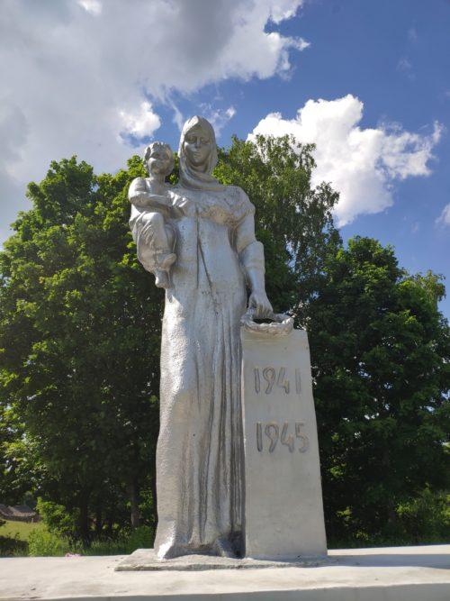 Мемориал Белый Колодец