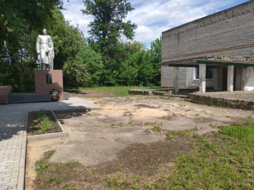 Памятник Воинам Великой Отечественной Войны Душкино
