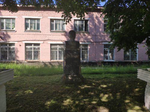 Клинцы Памятник Калинину