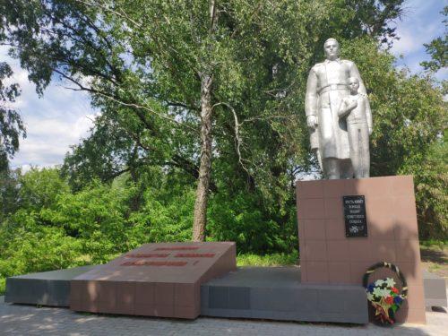 Мемориал ВОВ Душкино