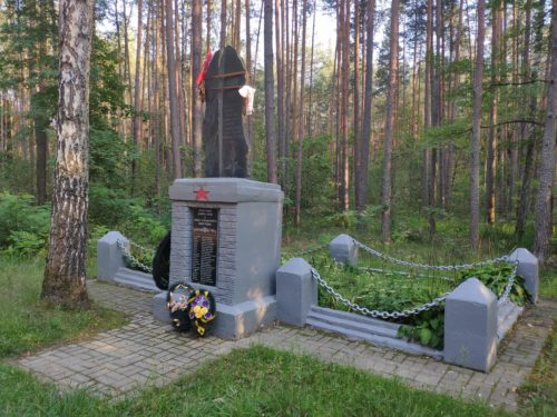 мемориал ВОВ Суражский район