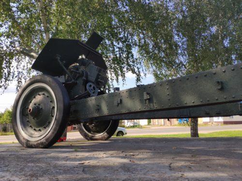 памятник воинам-освободителям Клинцы