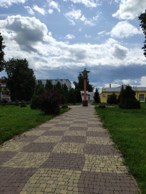 Памятник Ангелу Хранителю