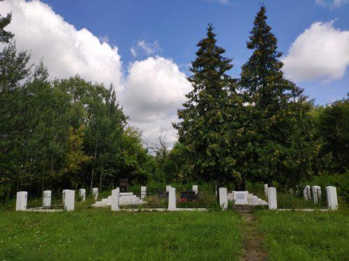 Памятник жертвам фашизма. Братская Могила. Клинцы