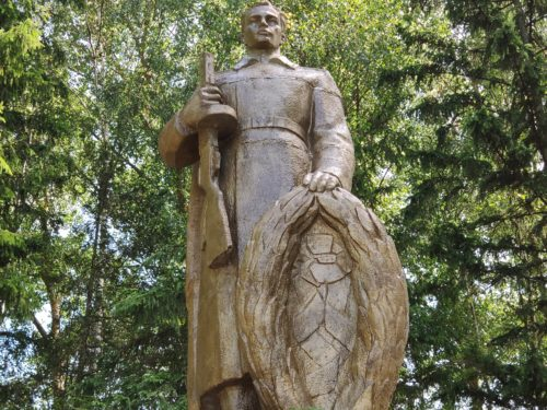 Мемориал Лопазна