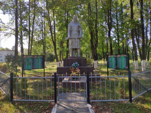 Мемориал ВОВ Ляличи