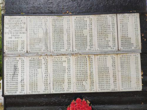 Мемориал Лыщичи