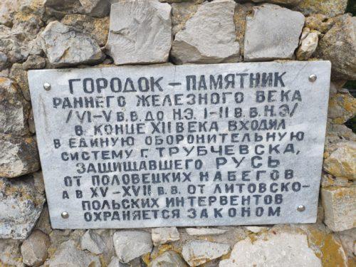 Железный век Трубчевск
