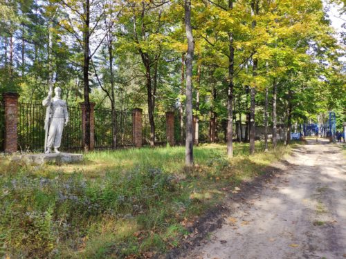 советские памятники клинцы