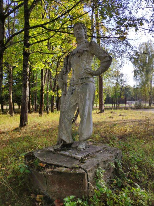 советский памятник клинцы