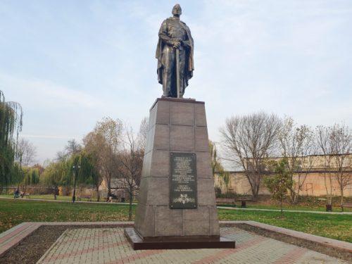 Памятник Воинам-Освободителям (Аллея Героев). Новозыбков.