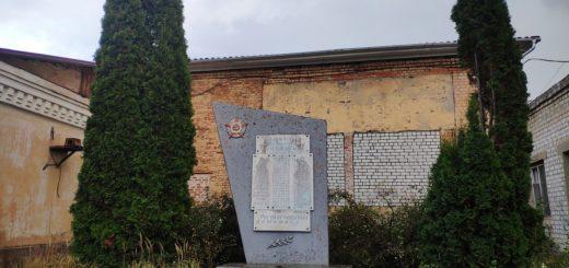 памятник павшим воинам Клинцы