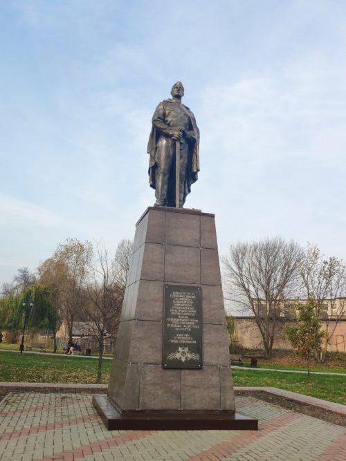 Памятник Воинам Освободителям Новозыбков
