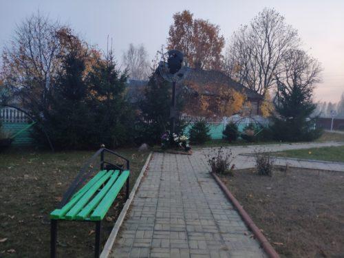 Памятник Ликвидаторам Аварии на ЧАЭС.