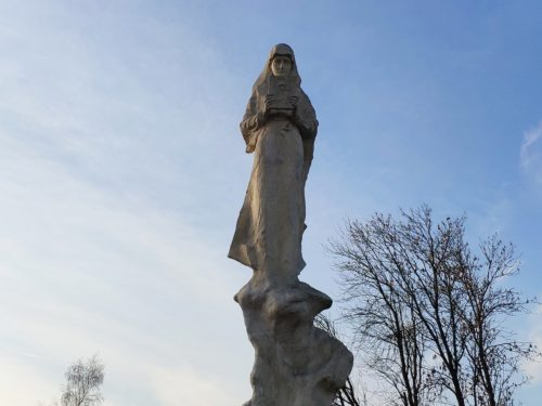 Икона Богородицы Одигитрии. Новозыбков.