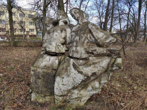 работницы клинцы памятник