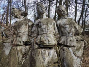 памятник работницам клинцы зубовка