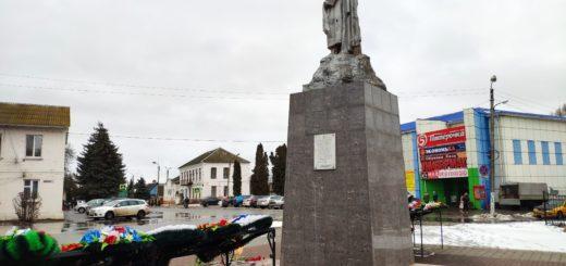 мемориал ВОВ Почеп Братская Могила