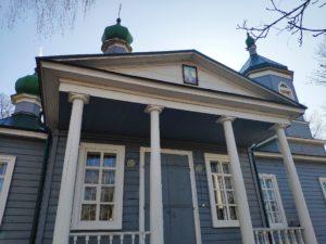 Достопримечательность Красный Рог Брянская область Церковь