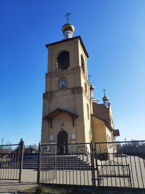Храм в Выгоничах