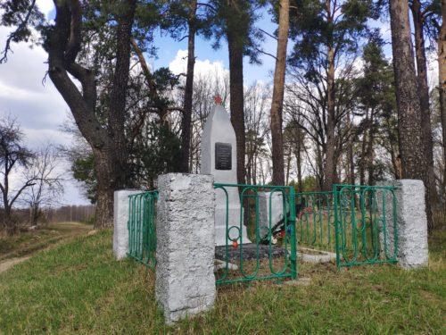 Суббовичи Братская могила ВОВ