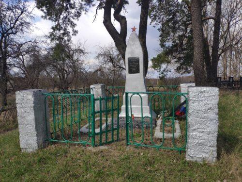 Братская могила Клинцовский Район Суббовичи