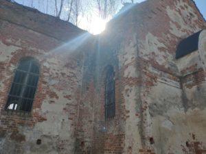 Никольская церковь Смолевичи