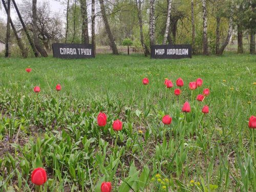 Памятник Великой Отечественной Войны Рассуха