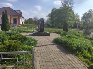 Военный памятник Великая Топаль