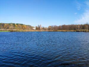 Озеро Клинцовский Район Брянской Области Рудня-Голубовка. Глубовские Ключи.