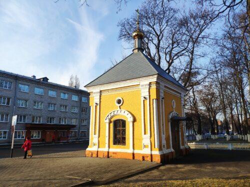 Часовня в честь мученика Вонифания Новозыбков