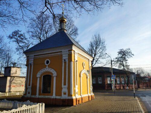 Часовня в честь мученика Вонифатия Новозыбков